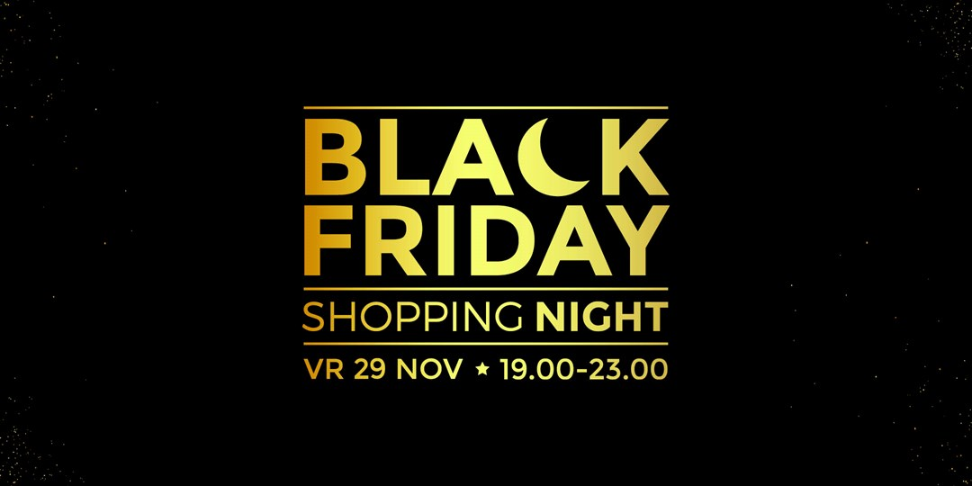 Event: Black Friday Shopping Night